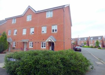 Thumbnail 3 bed town house to rent in Larkspur Grove, Saxon Park, Great Sankey