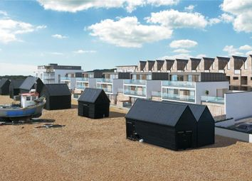 Thumbnail 2 bed flat for sale in Fishermans Beach, Hythe