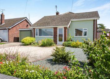 Thumbnail 3 bed detached bungalow for sale in Highfields, Lakenheath, Brandon