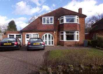 Thumbnail 3 bed property to rent in Bryanston Road, Solihull