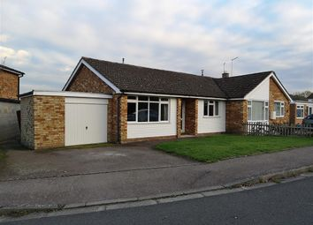 Thumbnail 2 bed bungalow to rent in Brackendale Drive, Barby, Rugby