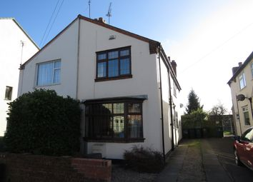 Thumbnail 3 bedroom semi-detached house for sale in Avon Street, Stoke, Coventry