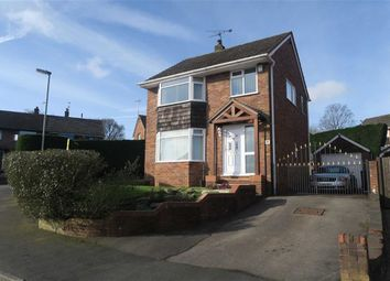 Thumbnail 3 bed detached house for sale in Beverley Crescent, Forsbrook, Stoke-On-Trent