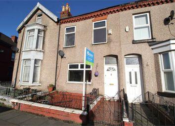Thumbnail 2 bedroom terraced house for sale in Beaconsfield Terrace, St Marys Road, Garston, Merseyside