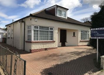 Thumbnail 4 bed detached bungalow for sale in Milngavie Road, Bearsden, Glasgow