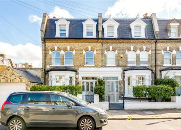 Thumbnail 5 bed end terrace house for sale in Rigault Road, London