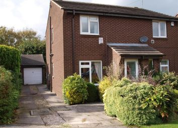 Thumbnail 2 bed semi-detached house for sale in Osprey Close, Shadwell, Leeds