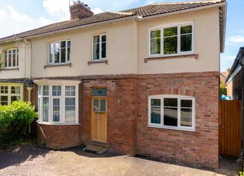 Thumbnail 4 bed semi-detached house for sale in London Road, Shrewsbury