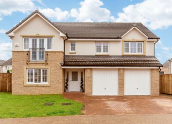 Thumbnail 5 bed detached house for sale in Bramble Crescent, Dunfermline