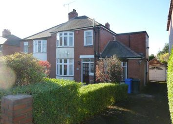 Thumbnail 4 bed semi-detached house for sale in 277 Shiregreen Lane, Shiregreen, Sheffield