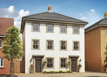 "Thumbnail 3 bedroom semi-detached house for sale in ""Cannington"" at Alwin Court, Great Denham, Bedford"