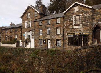 Thumbnail 6 bed terraced house for sale in Caernarfon Road, Beddgelert, Caernarfon, Gwynedd