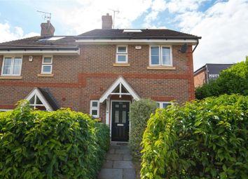 Thumbnail 4 bed semi-detached house for sale in Bushey Mill Lane, Bushey, Hertfordshire