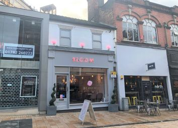 Thumbnail Retail premises for sale in 29, Piccadilly, Hanley