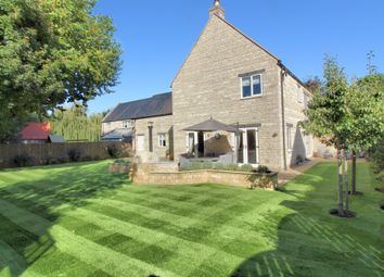 Thumbnail 5 bed detached house for sale in Padmore Place, Baston, Peterborough
