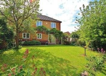 Thumbnail 4 bed detached house for sale in Strachan Close, Mountsorrel, Leicestershire