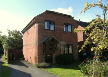 Thumbnail 3 bed detached house to rent in Osler Close, Bramley, Tadley, Hampshire