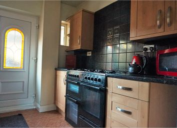 Thumbnail 2 bedroom end terrace house for sale in Elgar Road, Hull