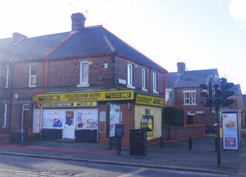 Thumbnail Commercial property for sale in Chillingham News, 109A Chillingham Road, Heaton