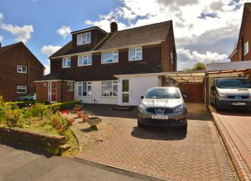 Thumbnail 3 bed semi-detached house for sale in Orchard Avenue, Aylesford