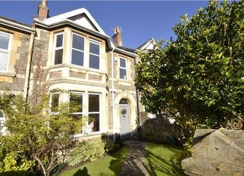Thumbnail 4 bedroom terraced house for sale in Longfellow Avenue, Bath, Somerset