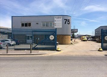 Thumbnail Light industrial to let in Unit 3, 75 River Road, Barking, Essex