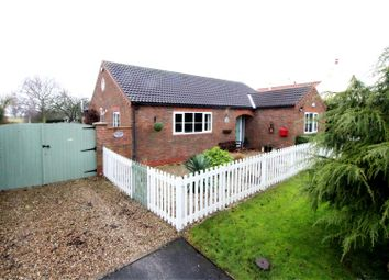 Thumbnail 3 bed property for sale in Back Street, Bainton, Driffield