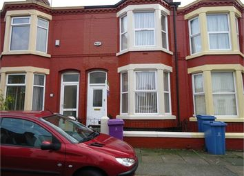 Thumbnail 2 bed terraced house to rent in Langton Road, Wavertree, Liverpool, Merseyside