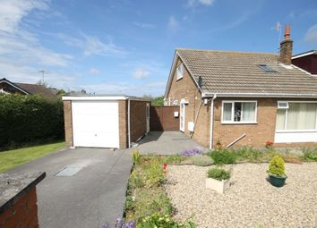 Thumbnail 3 bed semi-detached bungalow for sale in Outgaits Close, Hunmanby, Filey