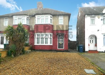 Thumbnail 3 bed semi-detached house for sale in Colin Park Road, London