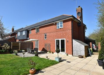Thumbnail 3 bed semi-detached house for sale in The Square, Rockbeare, Near Exeter