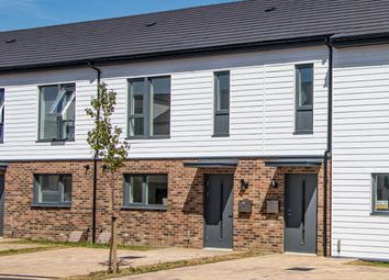 Thumbnail 3 bed terraced house for sale in Stockholm Chase, Milton Keynes