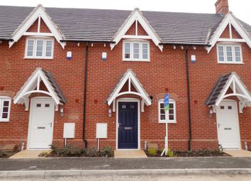 Thumbnail 3 bed town house to rent in Cypress Road, Barrow Upon Soar, Leicester