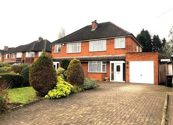 Thumbnail 3 bed semi-detached house for sale in St. Martins Road, Sutton Coldfield, Birmingham, West Midlands