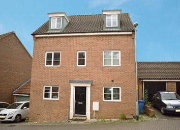 Thumbnail 6 bed detached house to rent in Attoe Walk, Norwich, Norfolk