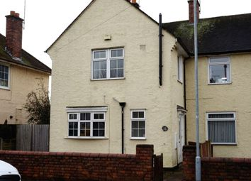 Thumbnail 2 bedroom terraced house to rent in Siemens Road, Stafford