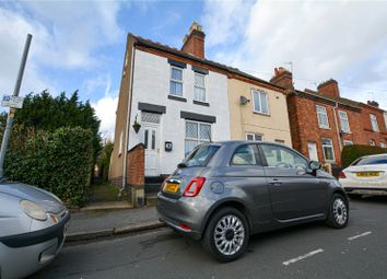 3 bed end terrace house for sale in Holliers Walk, Hinckley Town Centre, Liecestershire LE10