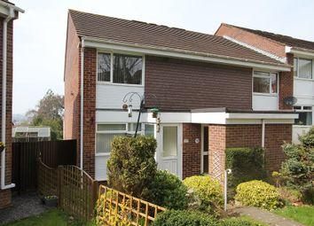 Thumbnail 1 bedroom flat for sale in Longfield Avenue, Kingsteignton, Newton Abbot