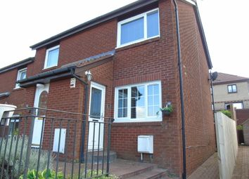 Thumbnail 2 bed flat for sale in Craigmochan Ave, The Rushes, Airdrie, North Lanarkshire
