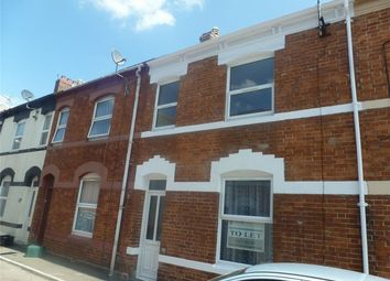 Thumbnail 3 bedroom terraced house to rent in Pulchrass Street, Barnstaple, N Devon, United Kingdom