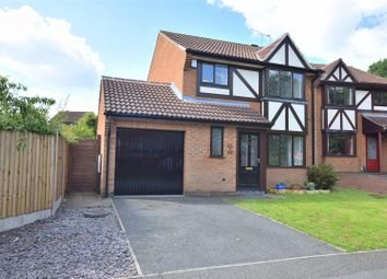 3 bed property for sale in Shearwater Close, Littleover, Derby DE23
