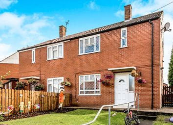 Thumbnail 2 bed semi-detached house for sale in Old Hall Road, Tingley, Wakefield