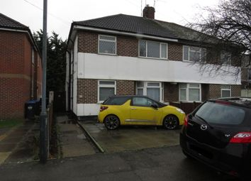 Thumbnail 2 bed flat for sale in Seymour Road, Rugby