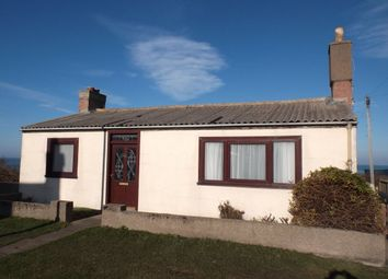 Thumbnail 2 bed bungalow for sale in Commerce Street, Lossiemouth