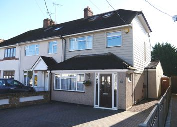Thumbnail 4 bed semi-detached house for sale in Hatch Road, Pilgrims Hatch, Brentwood