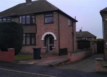 Thumbnail 3 bed semi-detached house to rent in 31 St Michaels Avenue, Swinton, Mexborough