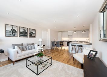 Thumbnail 1 bed flat for sale in Ewell Road, Kingston Upon Thames