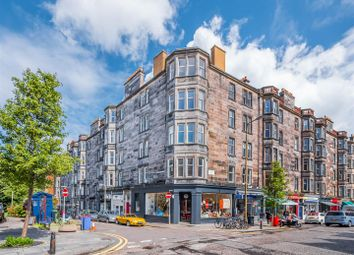 Thumbnail 3 bed flat for sale in Roseneath Place, Edinburgh