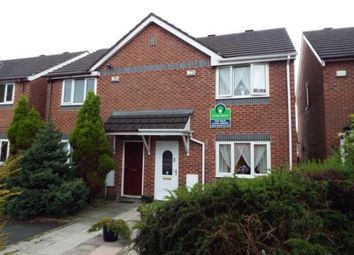 Thumbnail 2 bed semi-detached house for sale in Rathybank Close, Bolton, Greater Manchester