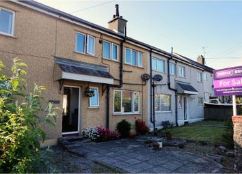 Thumbnail 3 bed terraced house for sale in Ffordd Seiriol, Moelfre